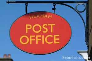 What is the Post Office's management consultancy bill?